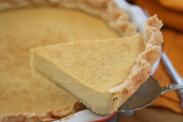 Buttermilk Maple Pie-3
