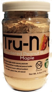 Tru-Nut Powdered Peanut Butter Maple Flavor