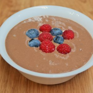 Tru-Nut Chocolate Overnight Oats