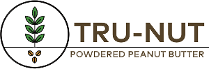 Tru-Nut Powdered Peanut Butter Logo