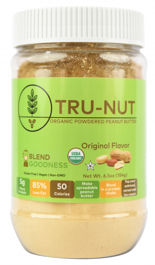 Organic Powdered Peanut Butter