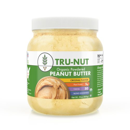Organic Powdered Peanut Butter