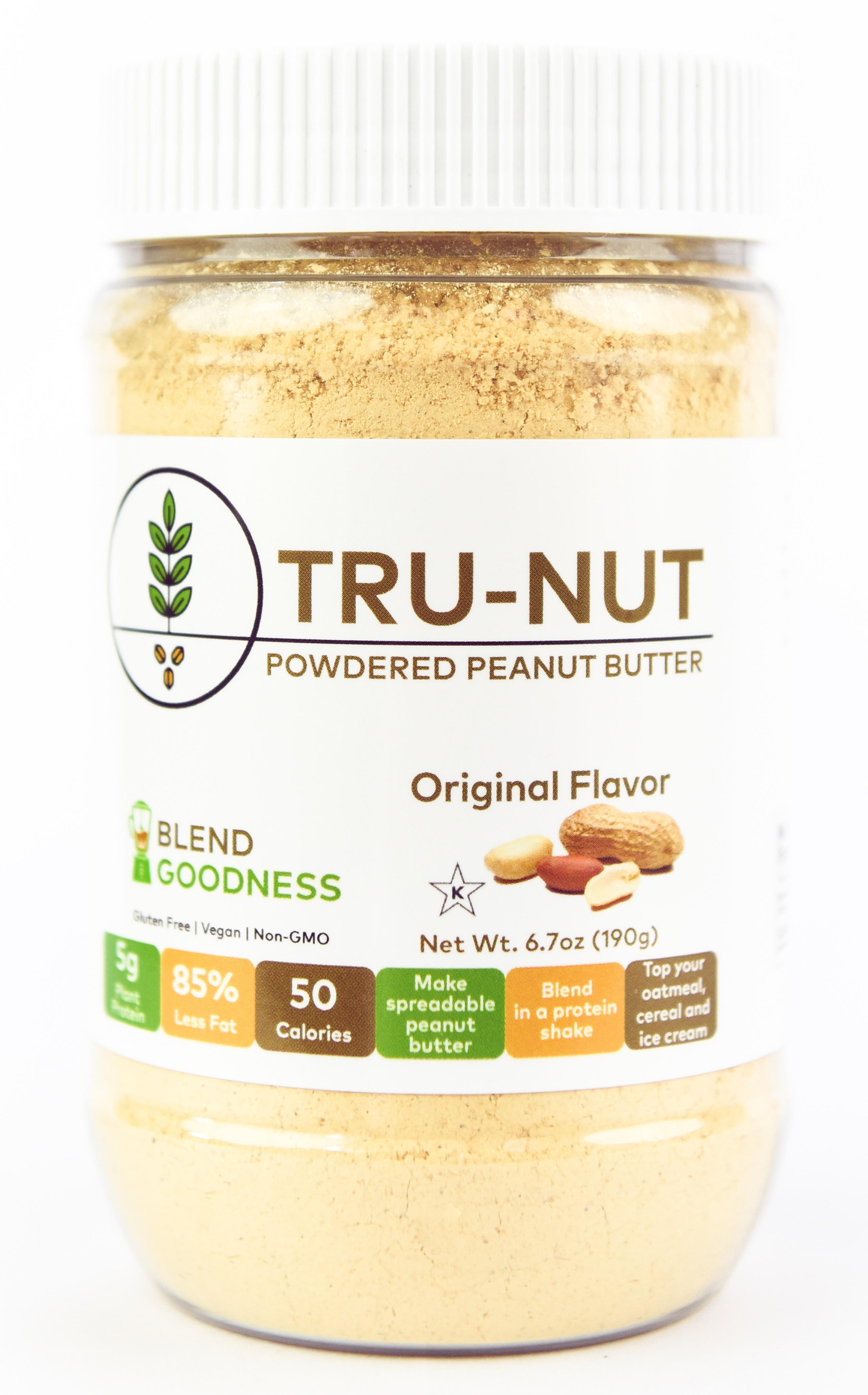 Powdered Peanut Butter