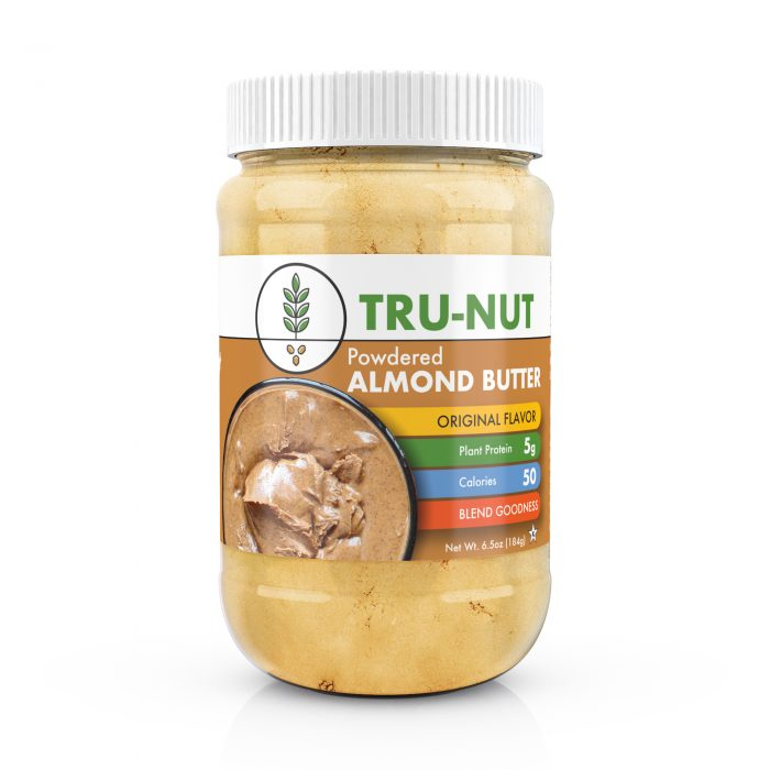 Powdered Almond Butter