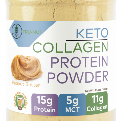 Keto Collagen Protein Powder