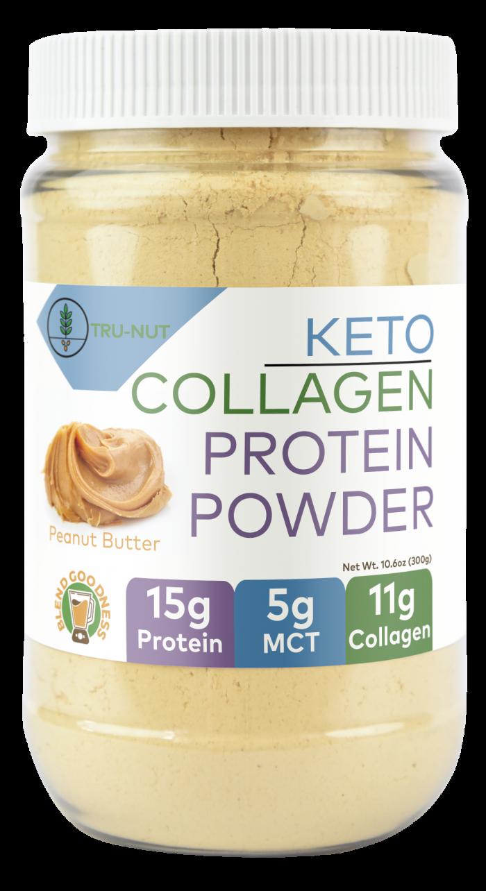 Keto Collagen Protein Powder