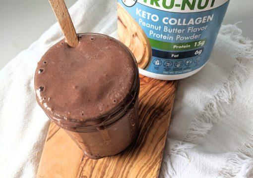 Keto Chocolate Shake