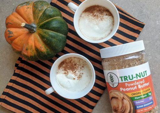 Pumpkin Spice Protein Steamer